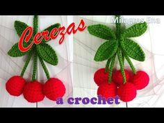 Crochet Bikini Pattern, Crochet Bows, Crochet Poncho Patterns, Crochet Crafts, Crochet Doilies, Crochet Flowers, Crochet Stitches, Knit Crochet, Crochet Fruit