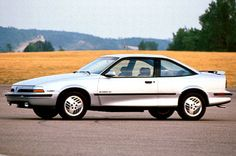 I had a Pontiac Sunbird in the 80's.  Great little car but I wanted something with a larger engine for get up and GO!