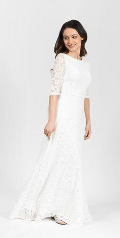 f6cb49717c75 Lace Rope Dress. Abiti Da Sposa TempioVestito ...