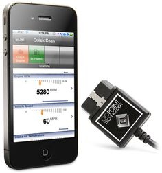 ThinkGeek :: GL1 - Vehicle Diagnostics for iPhone/iPad $99.99