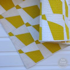 Haberdashery Quilt by Amy Friend | During Quiet Time