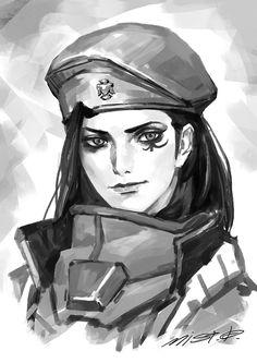 Ana Amari,Overwatch,Blizzard,Blizzard Entertainment,фэндомы
