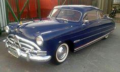 1951 Hudson Hornet Club Coupe                                                                                                                                                                                 Mais