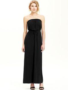Women's Tube Maxi Dresses