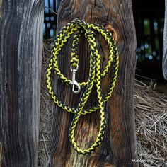 handmade dog lead, paracord leash for dog