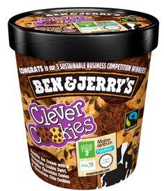 got a new favorite, bye cookie dough Ice Cream Candy, Ice Cream Cookies, Make Ice Cream, Homemade Ice Cream, Ice Cream Flavors List, Candy Recipes, Snack Recipes, Ben Und Jerrys, Yummy Snacks