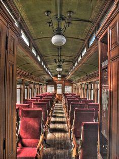 Interior Train by ~Valdyr on deviantART