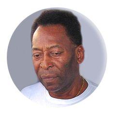 Pelé's Popularity Ranking on Internet by CelRank