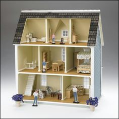 Doll House fun and simple