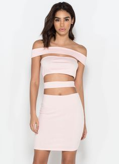 Strappy Queen Cut-Out Mini Dress #strappy #cutout #dress #blush #pink