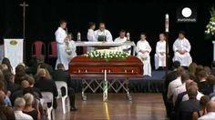 Australia: multitudinaria y emotiva despedida al jugador de críquet Phillip Hughes