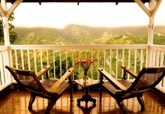 Strawberry Hill, Jamaica, exactly like I remember