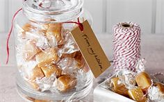 Try this Salted Caramels recipe by Chef LifeStyle FOOD.