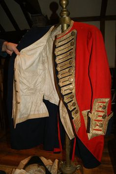 Georgian 3rd Regiment of Foot Guards (Scots guards) British Colonel's Uniform. is a Georgian 3rd Regiment of Foot Guards British Colonel's Uniform. The third foot guards are also more well known as the Scot's guards, but would not be renamed as such until 1881. This is a complete uniform belonging to a Colonel in the regiment of the Georgian era.