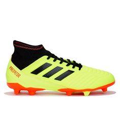 brand new 193f6 1eff6 adidas Predator 18.3 Firm Ground Football Boots - Yellow.  FotbollskorOnlineshoppingFotbollsskor