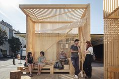 Image 119 of 182 from gallery of The Best Student Design-Build Projects Worldwide 2016. Kitchen21 (TU Wien Institute for Architecture and Design). Image © Leonhard Hilzensauer