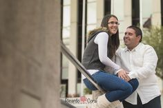 Preboda de una pareja divertida y enamorada - Ricardo Coral Photography Coral, Daytime Wedding, Couples, Hilarious