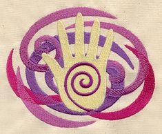 Five Elements - Spirit design (UT2615) from UrbanThreads.com
