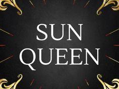 I got: Sun Queen! Are you a Sun Queen or a Blood Queen? #Furyborn