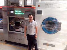 Công ty Sản xuấtMáy giặt công nghiệp VIỆT HÀN THE ONE CLEANTECH – Giá bán máy giặt công nghiệp Korea