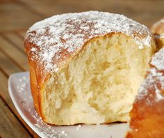 Brioche sans beurre et sans oeuf (de Christophe Michalak) - Pralinette en…