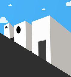 Découvrez mon projet @Behance: «Blue sky»…