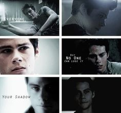 Teen wolf omggggg this episode just asdfghjkl. I absolutely loved Void Stiles! Dylan did an amazing job with his acting!!