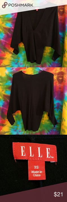 BOGO      ELLE dolman sleeve v neck top ELLE dolman sleeve v neck top Elle Tops Tees - Long Sleeve