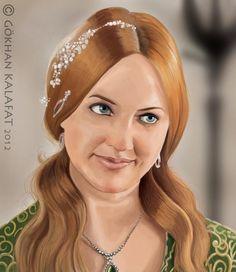 Meryem Uzerli - Hürrem Sultan