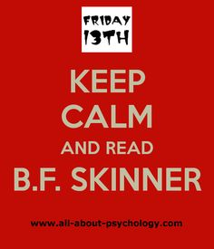 Superstition in The Pigeon By B.F. Skinner. Free full-text PDF http://www.all-about-psychology.com/support-files/superstition-in-the-pigeon.pdf
