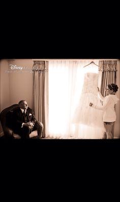 #Disney #DisneyWedding #FatheroftheBride #Bride #TyBoyce