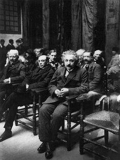 Einstein a l'Escola Industrial, Barcelona
