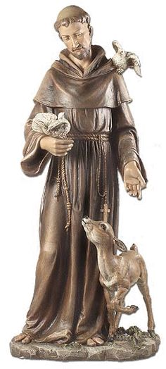 St. Francis Statue (RM-42164)