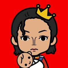 FaceQ-Michael Jackson