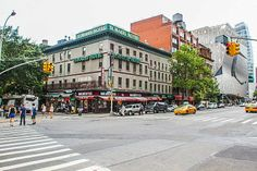 View from East Village