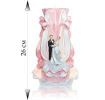 Свадебное путешествие розовая