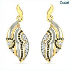Simora Drop Earring - Caitali (Sterling Silver)