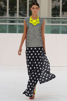 amazing necklace. Sass and Bide SS 12