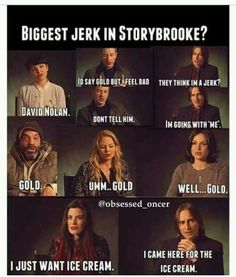 LMAO!!! Once Upon A Time cast