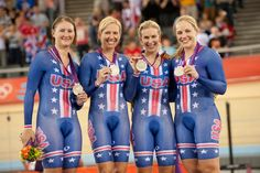USA Cycling names 15 men and women to be considered for the Rio Olympics track cycling team.
