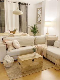 Ideas para renovar el salón  #nordicdesign #livingroomdecor #salondecor #lowcosthomedecoration