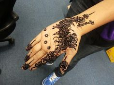 Simple Arabic Mehndi Designs for Hands for Beginners : Mehndi Designs Latest Mehndi Designs and Arabic Mehndi Designs