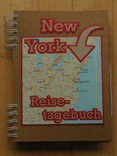 Judith's Papierwerkstatt: Reisetagebuch...