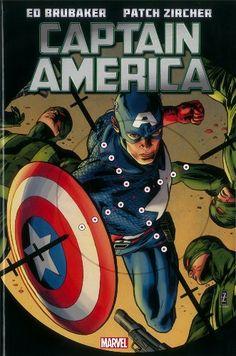 Captain America, Vol. 3, 2009 The New York Times Best Sellers Paperback Graphic Books winner, Ed Brubaker and Steve Epting #NYTime #GoodReads #Books