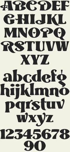 Letterhead Fonts LHF Coffee Shop 30s 40s