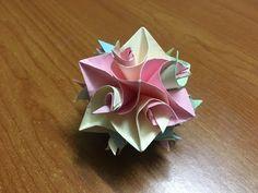 Kusudama Kugeln falten - Modulares Origami aus Blumen, Sternen und Co.