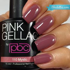 110 Pink Gellac Mystic