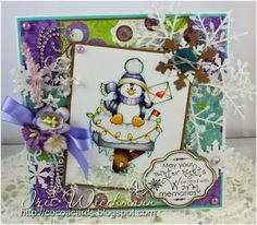 Whimsy Stamps / Crissy Armstrong