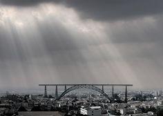 Arquitectos portugueses propõem mudar a Ponte de D. Maria Pia de sítio | Porto24