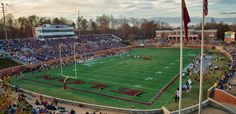 Elon Announces Inaugural CAA Football Slate. Read more: http://www.elonphoenix.com/news/2013/10/30/FB_1030134048.aspx?path=football